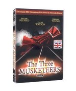 The Three Musketeers BBC 2 DVD Special Edition - $3.50