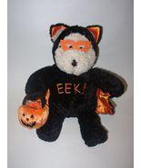 2003 27th Starbucks Bearista EEK! Bat Halloween... - $6.99