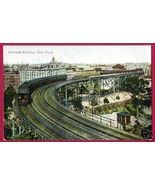NEW YORK CITY NY Elevated RR Train Cars - $8.00