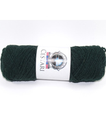 Yarn Cestari Wool 2 Ply Worsted Weight Forest G... - $9.99