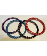 Really cool set of bangle bracelets (set of 4) ... - $12.00