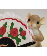 Charming Tails Mice - I'm Your Biggest Fan - $12.95