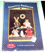 PATTERN AIR FRESHENER COVERS BEAR BUNNY SKUNK MOUSE - $1.95