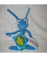 Disney Store A Bug's Life Plush Bean Bag Flik W... - $25.00