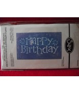 Sizzix  Simple Impressions large embossing fold... - $8.99