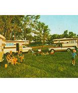 1972 El Dorado RV Trailer Camper Brochure  - $6.49