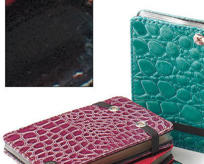 Snakeskin Credit Card Wallets Natural