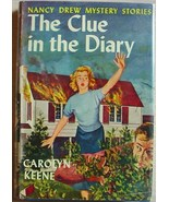 Nancy Drew mystery #7 THE CLUE IN THE DIARY Car... - $165.00