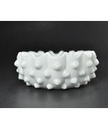 Fenton Milk White Hobnail Glass Ashtray Fenton ... - $7.75