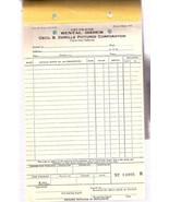 RARE Cecil B DeMille Rental Book Props Vintage ... - $9.99