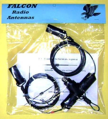 Buy radio electronics - Falcon 2 Meter Dipole Amateur Ham Radio Antenna [Electronics]