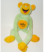 Commonwealth Silly Monkey Plush Stuffed Animal ... - $17.50