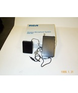 Microphone System Wireless  RCA  - $70.00
