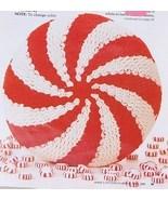 Annie's Pattern Club Peppermint Pillow Dec.- Ja... - $4.95