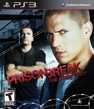 Prison Break, PS3 game