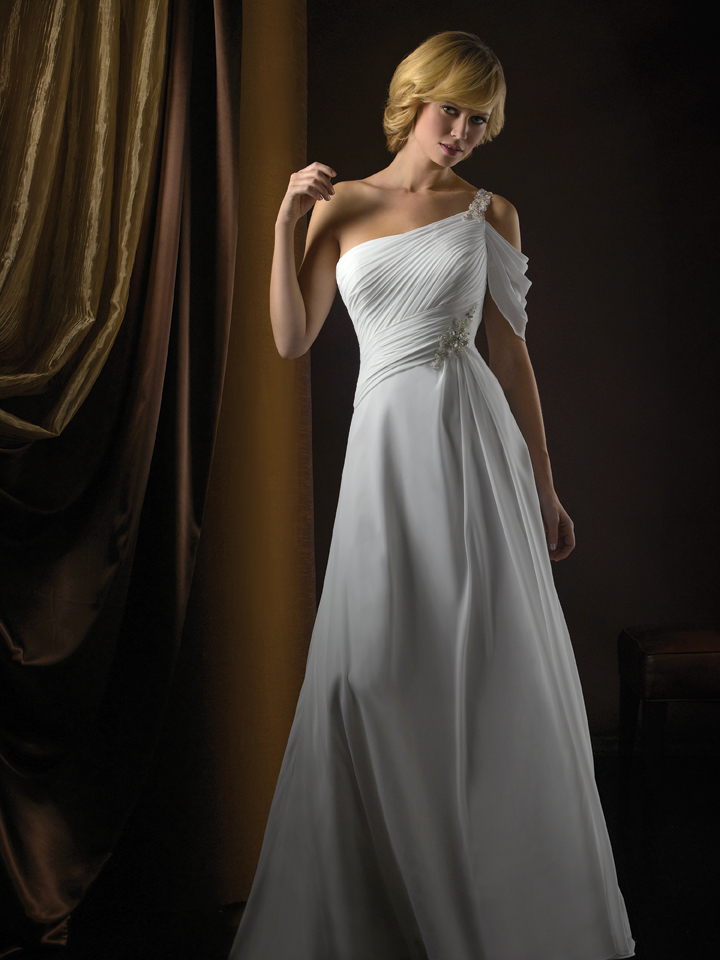 Grecian Style Wedding Dresses Due to these features fashion designers have