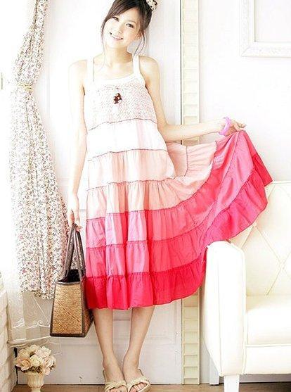 Ckl002_dress_fuchsia