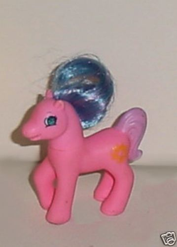 Hasbro's My Little Pony McDonald Happy Meal Toy