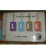 1960's Game of Life Board Game Complete - $48.00