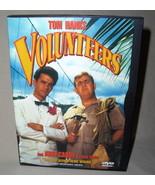 Tom Hanks  Volunteers  DVD - $7.95