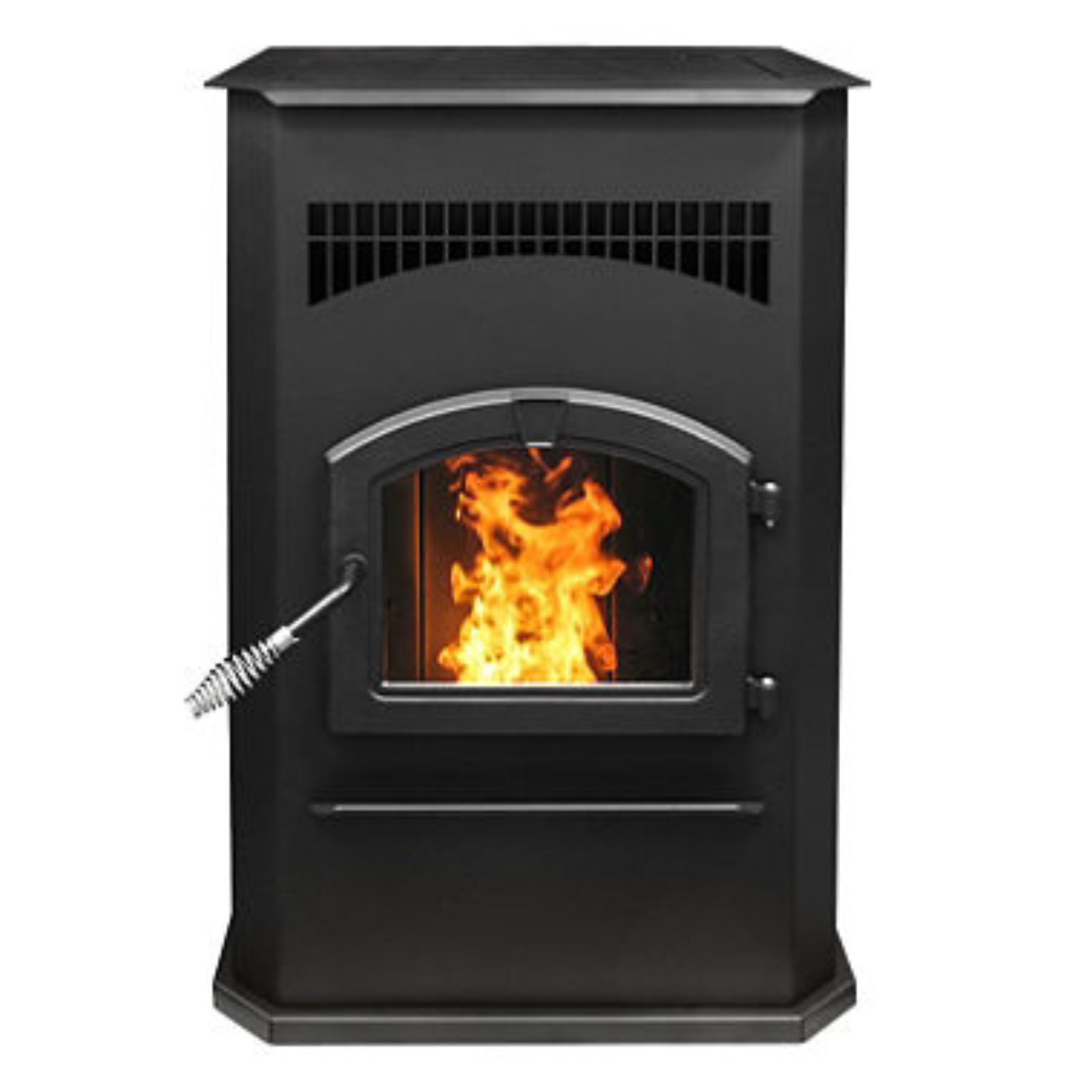 whitfield pellet stove how to start