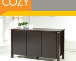 Buy Buffets & Sideboards - Contemporary Wood Buffet Cabinet Sideboard Dining Room