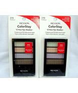 Revlon ColorStay Eyeshadow Quad Wildflower No 3... - $14.00