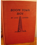 Boom Town Boy Book written and illustrated by L... - $25.00