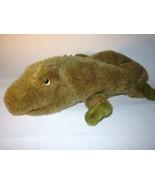 VTG Gund Full Body Hand Puppet Reptile Dinosaur... - $19.97