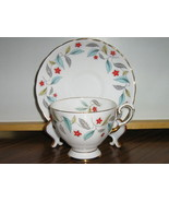 Vintage Tuscan English Bone China Cup & Saucer ... - $20.00