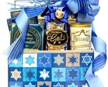 Buy Hanukkah Gift Baskets - Happy Hanukkah Deluxe Gift Basket