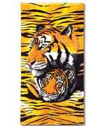 38456 SOLD OUT Golden Tigers Beach Towel~FS - $20.50