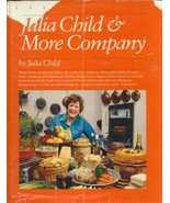 Julia Child & More Company Cookbook Hardcover F... - $14.89