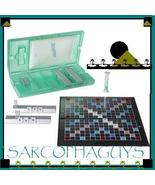 Michael Graves design Scrabble resin carry case  - $65.00