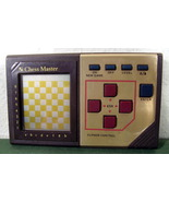 Chess Master VTL 1984 LCD LSI Vintage Handheld ... - $33.99