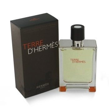 Terre D'hermes Cologne EDT Spray 1.7 oz