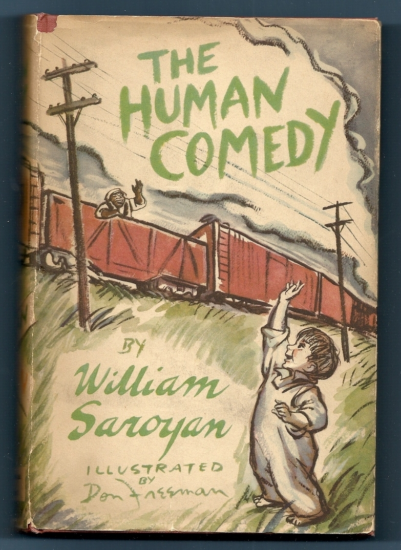 the human comedy Reinventing hollywood | special introduction multiple protagonists tell the home- front story of the small town of ithaca, california.