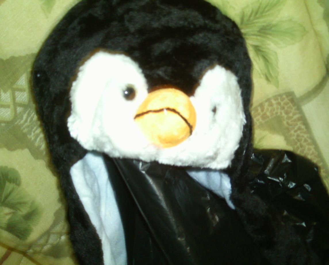 Critter Penguin Cap or Toboggan