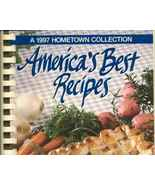 America's Best Recipes Cookbook 1997 Hometown C... - $9.55