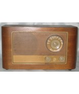 Vintage Montgomery Wards Airline Radio  - $100.00