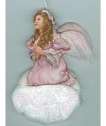 Celestial Hope Bradford Edition Porcelain Ange... - $16.59