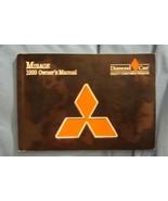 Mitsubishi Mirage 1999 Owners Manual - Diamond ... - $9.00