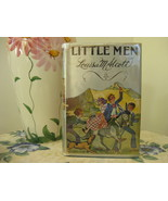LITTLE MEN LOUISA MAY ALCOTT HC/DJ  - $4.99