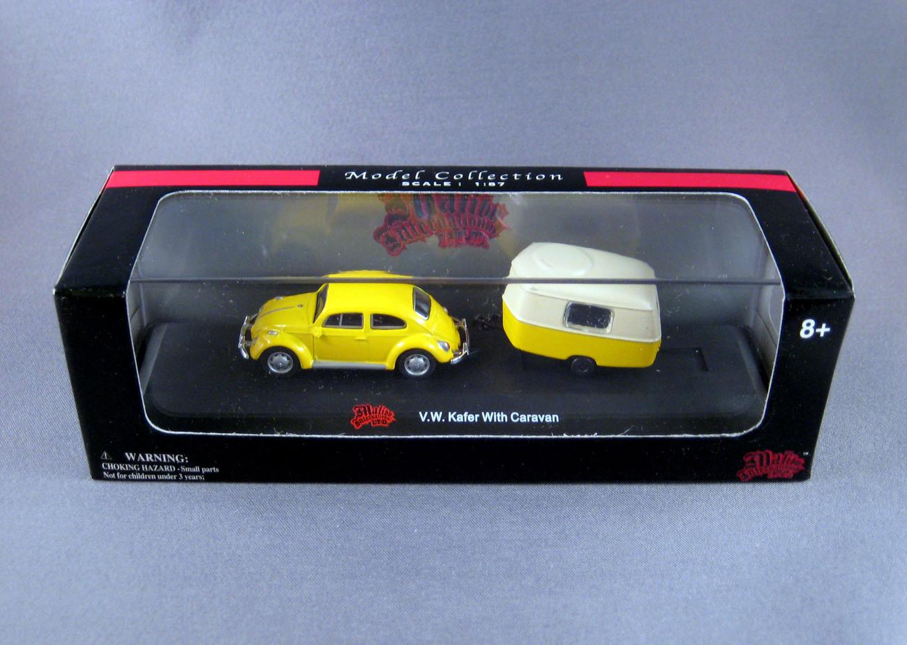NEW Yellow V.W. Kafer w/