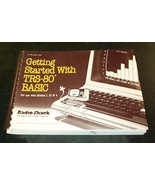Getting Started with TRS-80 Basic book Radio Sh... - $10.99