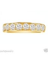 ParisJewelry.com 10K Solid Yellow Gold 2Ct Genu... - $699.00
