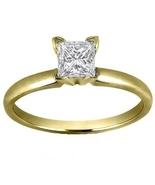 ParisJewelry.com 14K Solid Yellow Gold 1 Carat ... - $599.00
