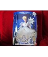 Barbie Holiday Princess SE Cinderella collector... - $59.99
