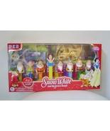 Snow White Pez Collectible Snow White  Dwarfs SOLD TO JENN AND DOOR PRIZE  - $1.00