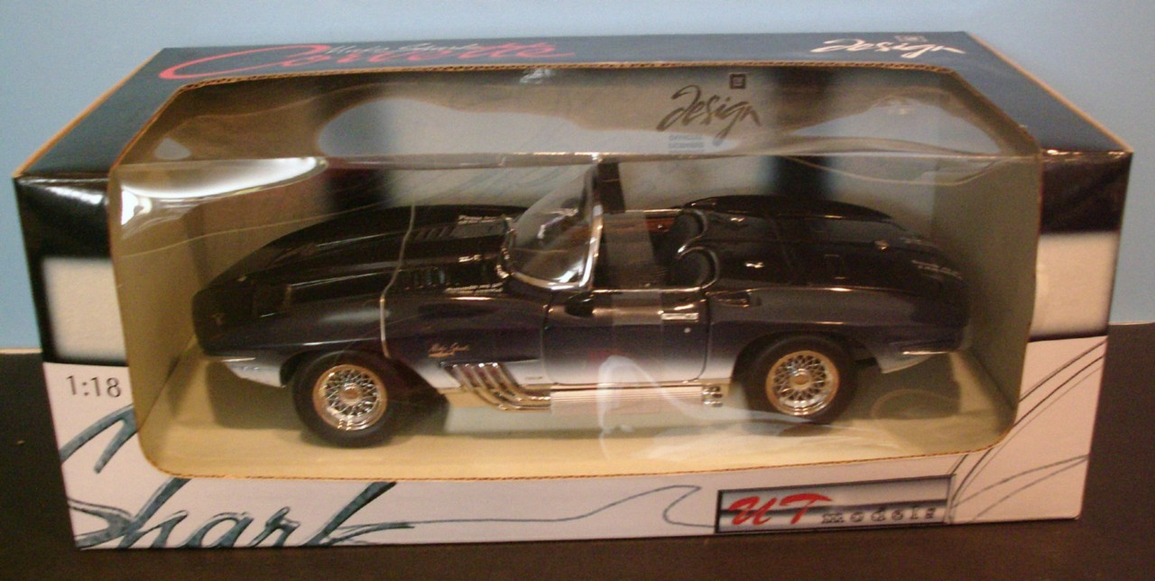 Corvette Mako Shark 1:18